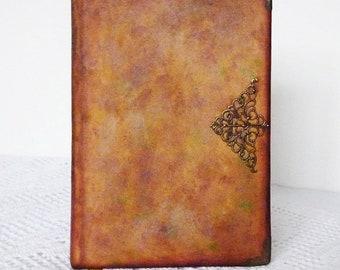 Leather Journal Diary, Notebook, Writing Journal, Travel Book, Birthday Gift for Men, Graduation, Boy, Women, Girl, Bucket List, Leather Art