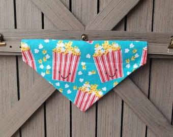 Movie Night Popcorn Pet Bandana
