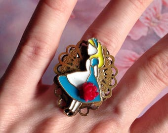 Ring Alice the Wonderland
