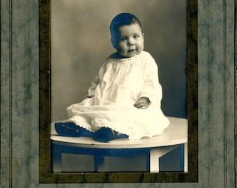 Antique photo of Theodore Watkins