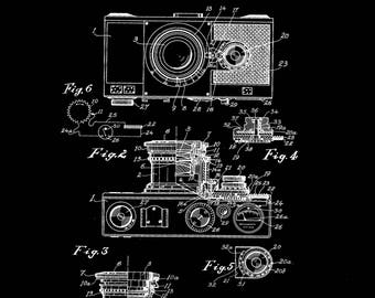 Photographic Camera Patent #2,031,321 dated November 15, 1934.