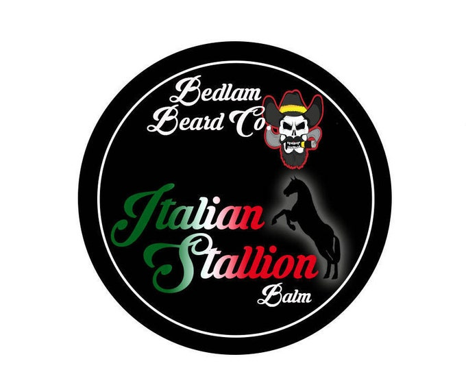 Italian Stallion Beard Balm