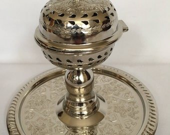 Moroccan Elegant / Chic / Luxurious Incense Burner Medium