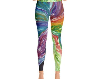 Amalgamate Yoga Leggings