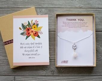 Christian Gratitude Gift, Appreciation Quotes Gift, Volunteer Thank You Gift, Mother Teresa Quote Print, Nurse Appreciation Gift 602065