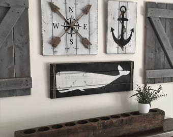 Nautical decor for bedrooms