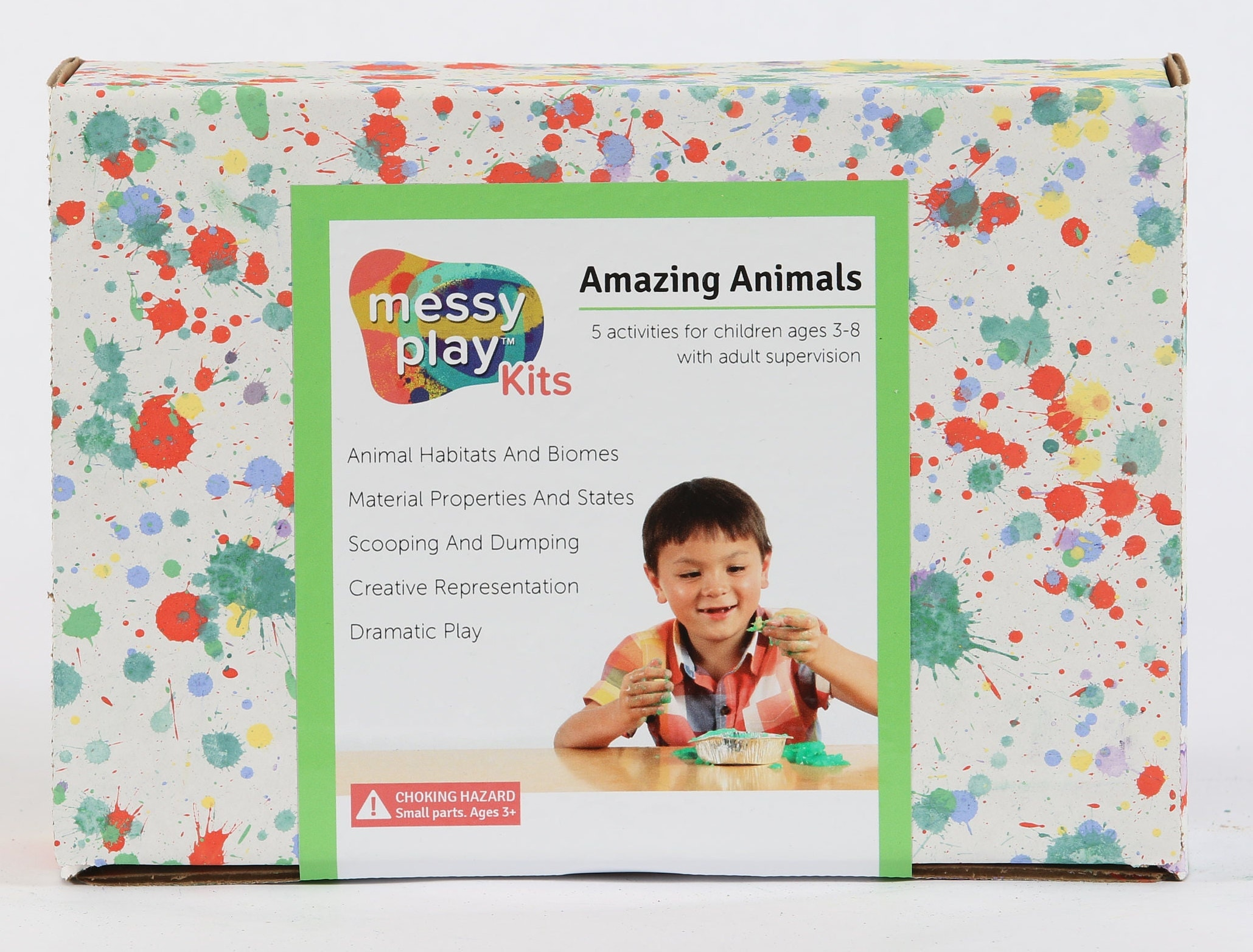 Activity Toys for Toddlers Animal Craft Box Kids Activity