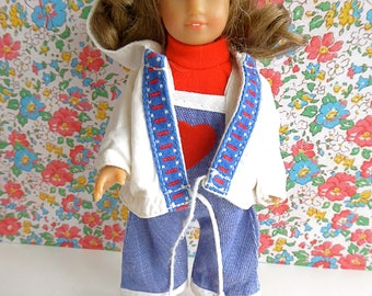 3 PIECE PLAY OUTFIT for Mini American Girls and Vintage New Bright dolls