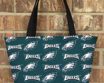 Philadelphia Eagles Football Handbag/Shoulder Bag