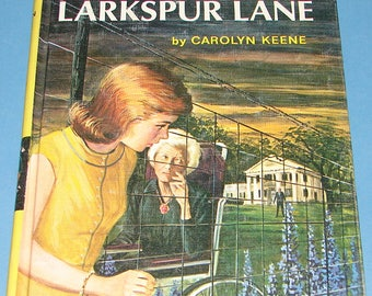 Nancy Drew #10 Password to Larkspur Lane Intro 1966 Text and Art