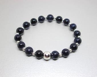 Anxiety bracelet, stress relief bracelet, crystal healing bracelet, healing crystals, healing stones, healing jewelry, healing gemstones