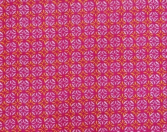 """Indian Pure Cotton Floral Designer Printed Fabric, Home Decor, Indian Fabric, 43"""" Inch Cotton Fabric By The Yard ZBC8808A"""
