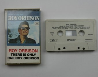 Roy Orbison There is Only One Roy Orbison Cassette tape