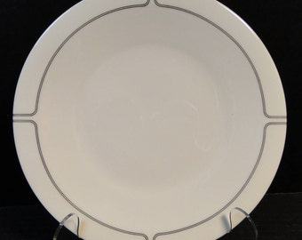 """Franciscan Silver Lining Salad Plate 8 1/4"""" EXCELLENT!"""