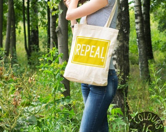 Charity, Repeal the eighth, tote, protest, gift, cause, resist, she persisted, rights, womens rights, civil rights, equal rights, irish