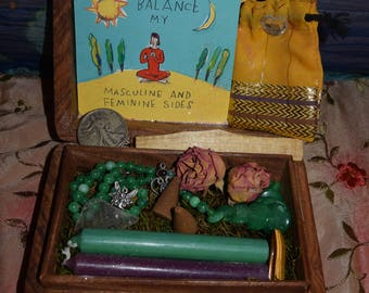 Self Acceptance and love Altar Kit
