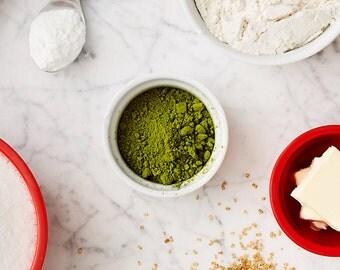 Green Tea Matcha Powder, Culinary Grade, for baking and cooking