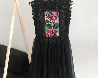 Vyshyvanka, embroidery dress, ukrainian dress, ukrainian clothing, embroidered dress, ethnic dress, hand embroidery, ethno dress, folk dress