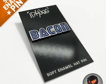 "BACON | SEGA | ""Soft Enamel Pin"""
