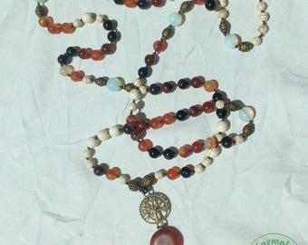 Mala 108 prayer mala handmade gems mala