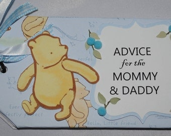 Classic Winnie the Pooh Advice Book for Boy