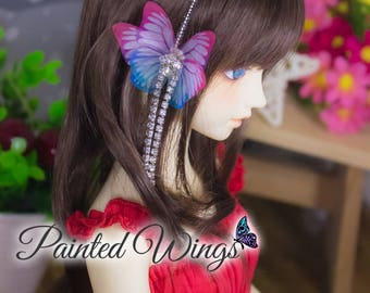 Handmade BJD Blossom Fairy Headband | SD, MSD | Doll Accessory