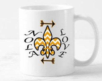 Nola Love Ceramic Mug