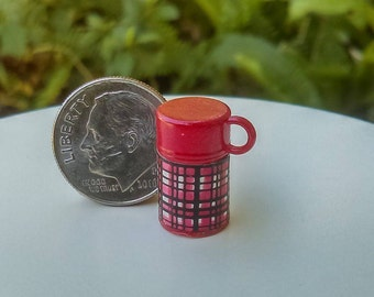 Dollhouse Miniature One Inch Scale 1:12 Thermos