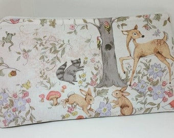 Woodland Creatures Pouch