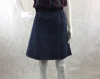 80's Slouchy Sleeveless Size Small   Stripped   All Season   Purple, Blue, Red, Grey and Black   Star Wars Look   Geek Wear   Made in USA
