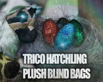 A Trico of a Different Color Plush Blind Bags Random Eggs!