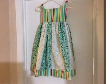 Holly Christmas Dress