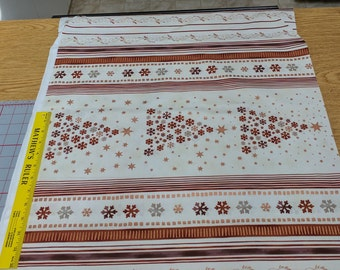 Brilliant Christmas-Christmas Pattern Cotton Fabric from Stof
