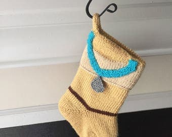 Pocahontas Inspired Holiday Stocking