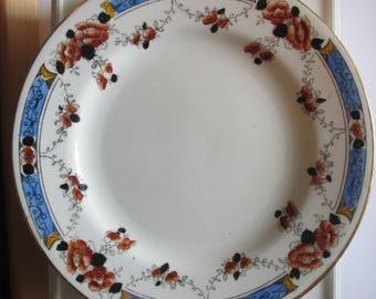 Set of 8 side plates