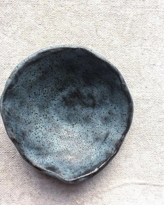 Blue Smoke Salt Bowl