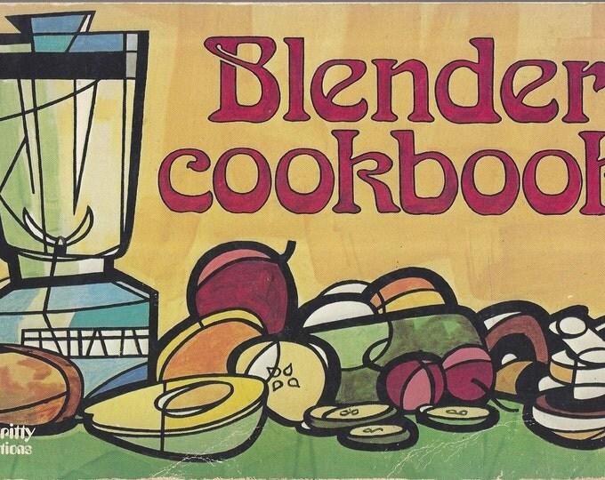 Blender Cookbook by Paul Mayer 1970