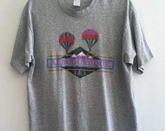 Vintage 90s Albuquerque 'Balloon Fiesta' t-shirt