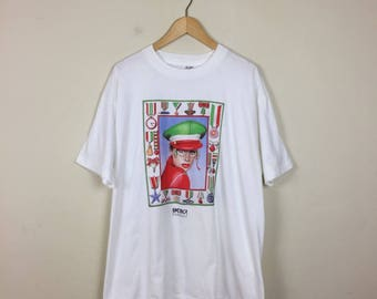 80s Graphic T Shirt Size XL