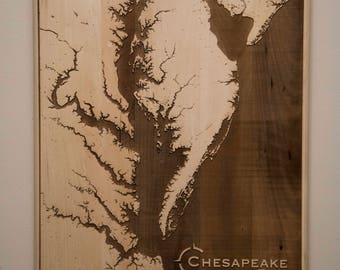 Chesapeake Bay wall art