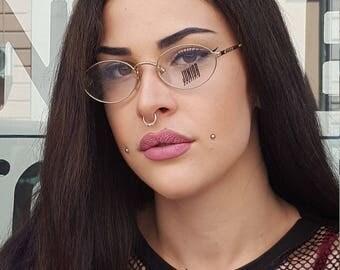 Vintage Luxury glasses eyewear Junior made in Italy