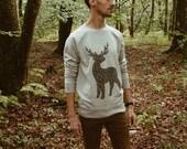Deer tanned Sweatshirt / ...