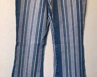 Unworn Ladies Bell Bottom Jeans