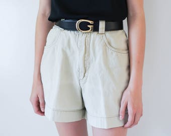 High waist khaki | Etsy