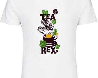 It's a Tea Rex Shirt! - T-Shirt - Free UK Delivery