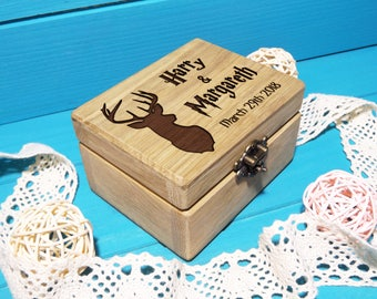 Harry Potter Wedding Box-Wedding Ring Box-Ring Bearer Box-Harry Potter Ring Box-Custom Ring Holder-Harry Potter Wedding-Harry Potter Rings