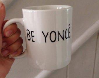 Beyoncé Mug Homeware