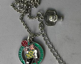Boston Celtics Pendant Necklace