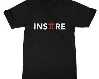 Inspire Math Pi Day Geek T-shirt - Perfect gift for teacher