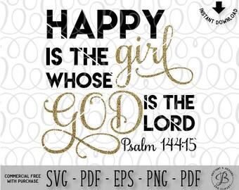 Psalms SVG, Faith SVG, God SVG, jesus svg, svg faith files, god cut files, faith cut files, svg files for cricut, svg files